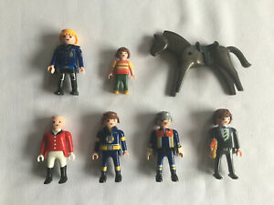Lot of Assorted PLAYMOBIL Toy Figures