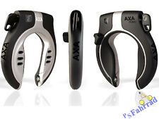AXA Fahrrad Rahmenschloss Victory Direktmontage schwarz/grau Fahrradschloss