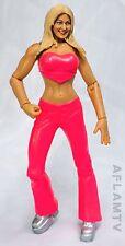 Torrie Wilson Adrenaline Series 4 Action Figure Jakks Pacific WWE WWF 2003 Diva
