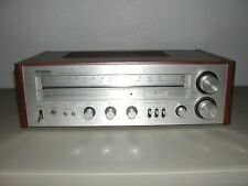 Vintage Technics by Panasonic SA-200 FM/AM Stereo Receiver Works with Light NICE