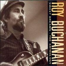 Sweet Dreams: The Anthology by Roy Buchanan (CD, Sep-1992, 2 Discs, Polydor/Chronicles)