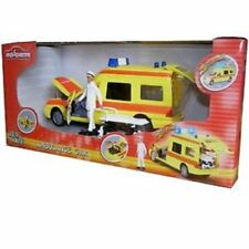 Ambulances miniatures Majorette