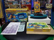 Rockman EXE 2 Blue Gameboy Advance limited  Complete Very Rare