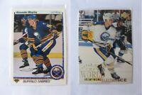 1994-95 Upper Deck #552 Mogilny Alexander electric ice   sabres