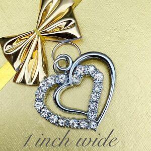 ⭐️ Double Heart Collar Pet Charm ⭐️