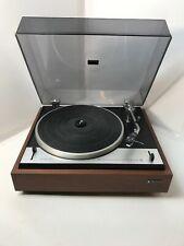 RARE 1969 Kenwood PC-350 Record Player W/ Belt Idler Drive System - Works Great