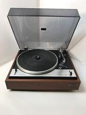 RARE 1969 Kenwood PC-350 Record Player W/ Belt Idler Drive System
