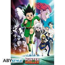 Hunter X Hunter Poster Ebay