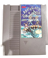Adventures of Tom Sawyer ORIGINAL NINTENDO NES GAME Tested + Working!