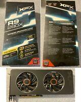 XFX AMD (R9-280X-TDFD) 3GB GDDR5 SDRAM PCI Express 3.0 x16 Video Card