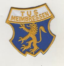 Patches Patches Tus Meimbressen Sports Club Football Municipality Calden