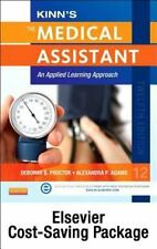 Kinn's the Medical Assistant - Book, Study Guide, Checklist, and SimChart for...