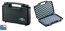 LARGE DOUBLE HAND GUN CASE pistol Air Paintball Airsoft