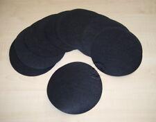 50 Schwarze Original Kirby Filter für Schauglas G3- G6 G7 G8 G10 Sentria /753196