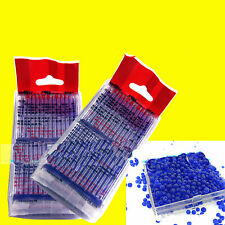 New 4X Silica Gel Desiccant Moisture For Absorb Box Reusable Blue Color