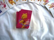 Disney Winnie the Pooh Friend Playing Poker Card - Red - Girls Birthday Gift