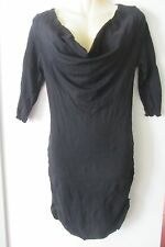 Vigorella black dress, one size, new