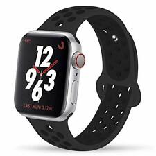 Replacement Silicone Band Strap Apple Watch Series 4 3 2 42mm 44mm Sport Nike+