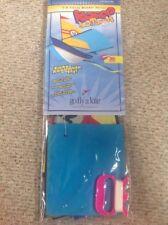 3D Sailboat Kite Beach Fun Go Fly A Kite Brand 2002 New Old Stock!