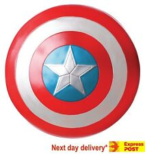 Captain America Shield Kids Toy Gift Light up & Sound Express Shipping