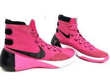 NEW Nike Hyperdunk 2015 Pink Breast Cancer Think Pink Mens Size 11.5