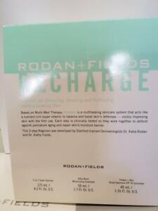 RODAN + FIELDS RECHARGE REGIMEN, NEW RELEASE 20-SOMETHINGS NIB, 03/2021