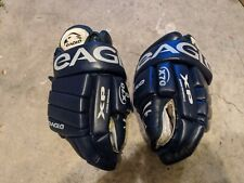 Eagle X70 hockey gloves Navy