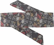 Hk Army Headband Hostilewear Paintball Head Band Tie Skulls Tan Red
