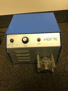 Millipore Peristaltic Pump With XX 80 000 00