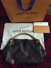 Borsa Artsy di Louis Vuitton ORIG. con fattura Bag Handbag Borsetta