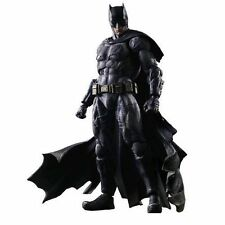 "Authentic 2016 DC Comics Play Arts Kai BVS Batman 10"" Action Figure MIB Superman"