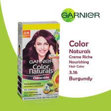 Garnier Color Naturals Creme Riche Nourishing Hair Color 3.16 Burgundy