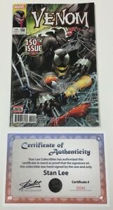 Marvel Venom #150 1st Print Signed by Stan Lee w/COA