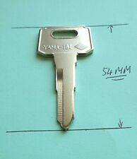 KEY BLANKS  SUITABLE FOR YAMAHA MOTORCYCLES YAMA18I