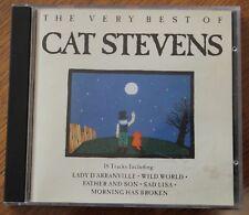 Cat Stevens, the very best of, CD