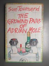 Sue Townsend; The Growing Pains of Adrian Mole. 1st first edition