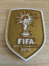 Exclu Patch Badge Champions Du Monde 2018 En Russie