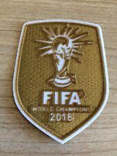 Exclu Patch Badge Champions Du Monde 2018 En Russie