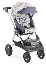 Stokke Scoot Stroller Seat Style Kit Retro Dots / Soft Dots NEW