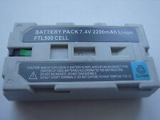 Batterie pour FTL500 CELL 7,4V 2200mAh  NEUVE en France