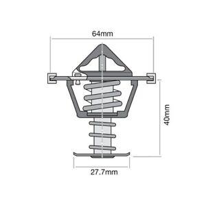 Tridon Thermostat TT665-185 for HOLDEN COLORADO 2008~2012 3.0 litre