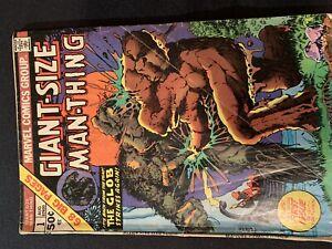 Giant Size Man-Thing 1 - Marvel Comics