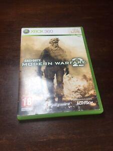 Call Of Duty Modern Warfare 2 Xbox 360