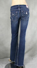 True Religion Size 28 Joey orange stitch thread original price $329