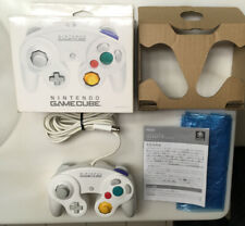Official White Nintendo Gamecube Controller w/ Box US Seller