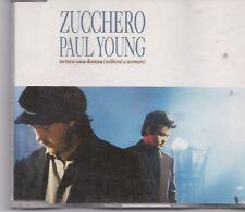 Zucchero Fornaciari&Paul Young-Senza Una Donna cd maxi single