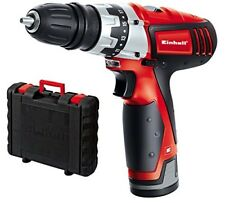Einhell Perceuse visseuse sans fil sur batterie TC-CD 12 Li (Li-lon, 12V, 1300 m