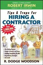 Tips & Traps for Hiring a Contractor (Tips and Traps)-ExLibrary