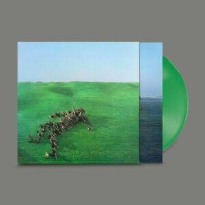 Squid Bright Green Field (Indie Exclusive) Doppio Vinile Lp Colorato Nuovo