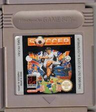 Jeu Nintendo Game Boy Soccer